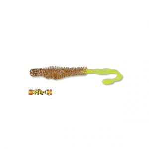 Moxi Ring Shad Gold Cracker 4 inch