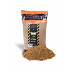 Sonubaits Grundfutter Supercrumb Bream