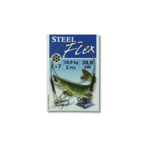 Konger Stahlvorfach Steelflex 10kg