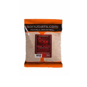 Sonubaits Fibre Paste Bloodworm Fishmeal