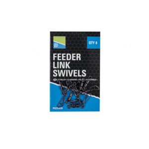 Preston Feeder Link Swivels