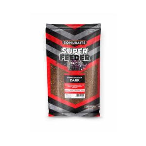 Sonubaits Grundfutter Super Feeder Dark