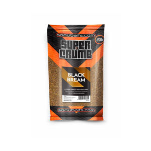 Sonubaits Grundfutter Supercrumb Black Bream