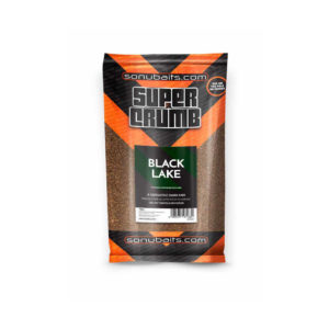 Sonubaits Grundfutter Supercrumb Black Lake
