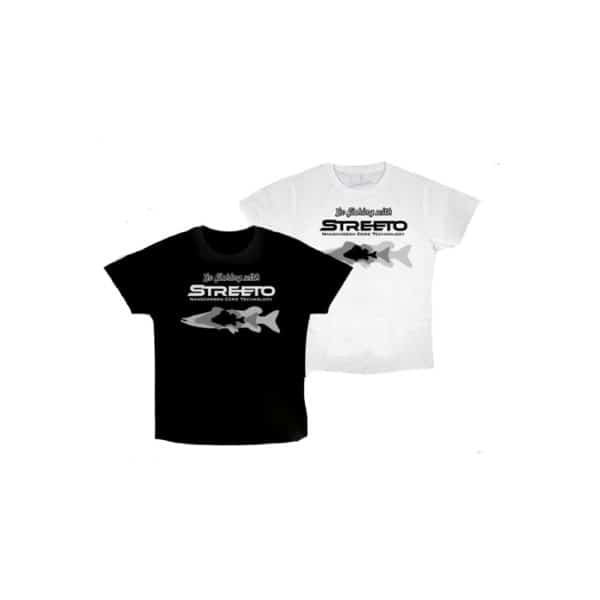 Konger Streeto T-Shirt Black & White