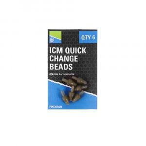Preston ICM Quick Change Beads