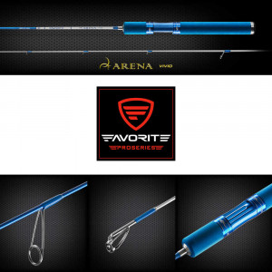 "Favorite Arena Vivid ""Blue"""
