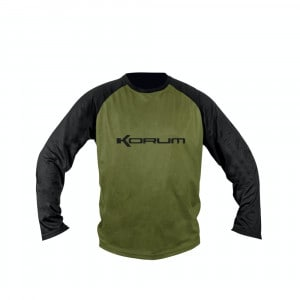 Korum Dri-Active Longsleeve Shirt